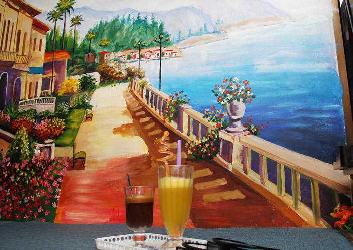 Vẽ tranh tường mầm non chất lượng nhất sài gòn