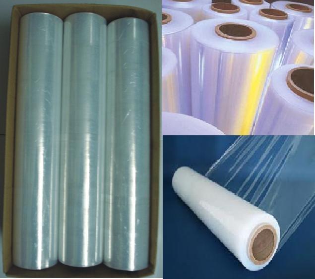 Quy trình sản xuất màng pe, màng chít, màng quấn pallet hiện nay