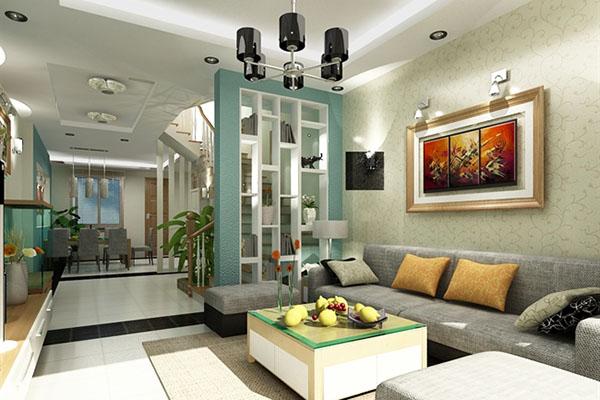 10 mẫu phòng khách đẹp và hiện đại